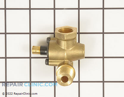 Surface Burner Valve (OEM)  318087410 - $58.30