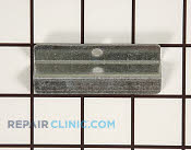 Bracket,glass retainer ,(2) - Part # 1259987 Mfg Part # 318370600