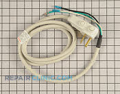 Power Cord - Part # 1260258 Mfg Part # 5304459471