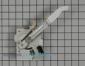 Door Latch - Part # 1262577 Mfg Part # WB14T10040