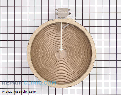Ge Surface Heating Element