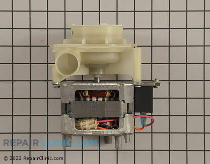 Ge Dishwasher Circulation Pump