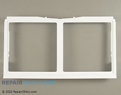 Shelf Frame Without Glass (OEM)  3550JJ0009A - $21.75