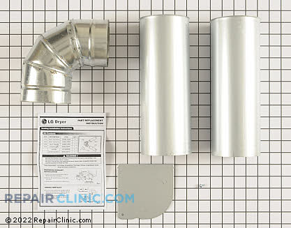 Side Venting Kit (OEM)  3911EZ9131X - $72.00