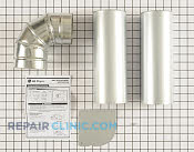 Side Venting Kit - Part # 1266802 Mfg Part # 3911EZ9131X