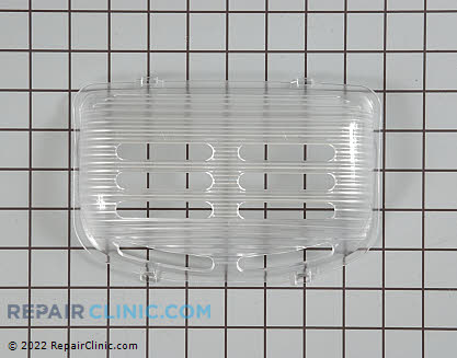 Light Lens Cover (OEM)  3550JA1386B, 1267151