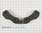 Counterweight - Part # 1267681 Mfg Part # 4866ER0004A