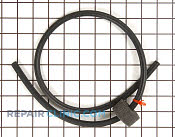 Inlet Hose - Part # 1268106 Mfg Part # 5214FR4125N