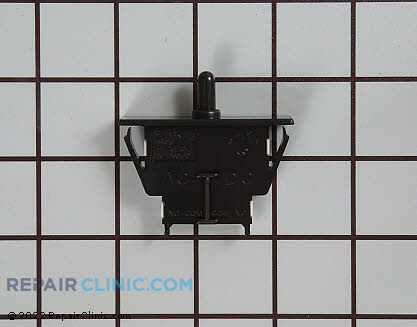 Light Switch 6600JB3007E Main Product View