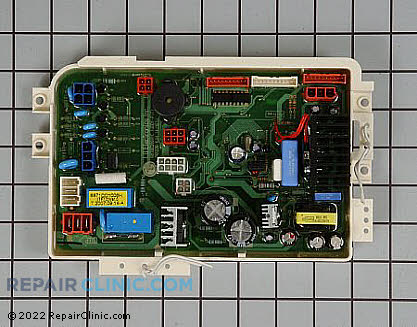 Main Control Board 6871DD1006H     Main Product View
