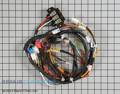 Lg Dryer Wire Harness