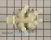 Water Inlet Valve - Part # 1268512 Mfg Part # 5220FR2008F