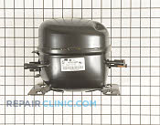 Compressor - Part # 1290517 Mfg Part # 2521C-A5719