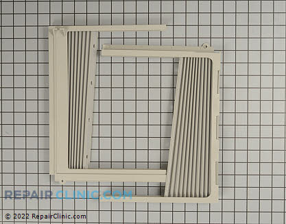 Window Side Curtain and Frame (OEM)  3127A20098A - $21.75