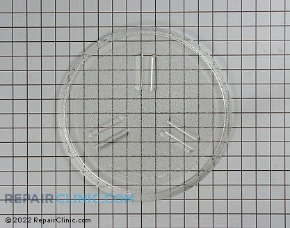 Glass Tray (OEM)  3390W1A033A - $19.35