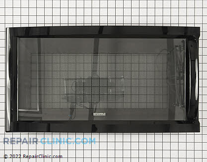 Microwave Oven Door (OEM)  3581W1A352J