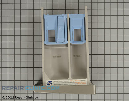Washing Machine Dispenser Drawers