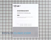 Manual,service - Part # 1316826 Mfg Part # 3828ED3001X