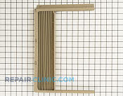 Window Side Curtain and Frame - Part # 1325947 Mfg Part # 3H01023B