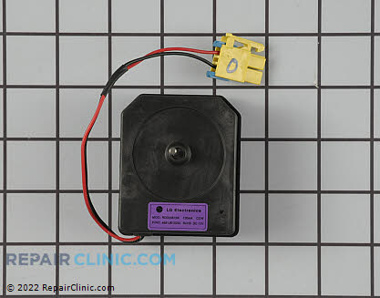Condenser Fan Motor (OEM)  4681JB1029J - $116.10