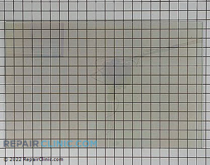 Oven Door Glass (OEM)  4890W1N005A