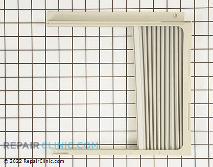 Kenmore Air Conditioner Side Curtain