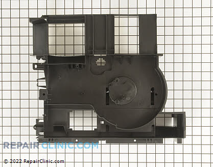 Air Duct (OEM)  5208W0A005A, 1343600