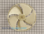 Fan Blade - Part # 1348079 Mfg Part # 5901A20011B