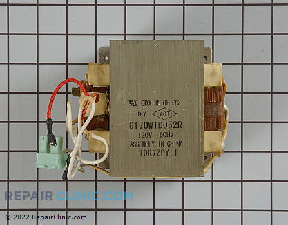 High Voltage Transformer 6170W1D052U     Main Product View