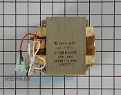 High Voltage Transformer - Part # 1521103 Mfg Part # 6170W1D052U