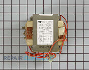 High Voltage Transformer - Part # 1863350 Mfg Part # 6170W1D100G