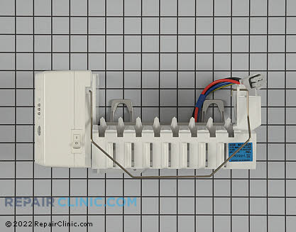 Ice Maker Assembly (OEM)  5989JA0002P, 1348346