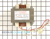Transformer - Part # 1349843 Mfg Part # 6170W1D112A