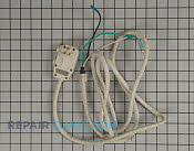 Power Cord - Part # 1352375 Mfg Part # 6411A20056F