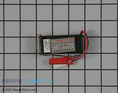High Voltage Capacitor (OEM)  6609A10003Q