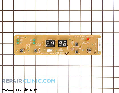 User Control and Display Board (OEM)  6871A20600B, 1359521