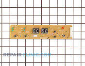 User Control and Display Board - Part # 1359521 Mfg Part # 6871A20600B