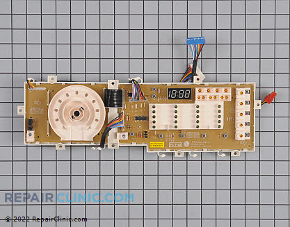User Control and Display Board (OEM)  6871EC1115A, 1359826