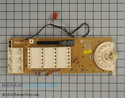 User Control and Display Board (OEM)  6871EC2025D, 1359845