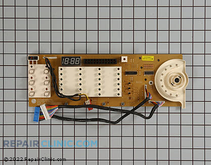 User Control and Display Board 6871EC2123B     Main Product View