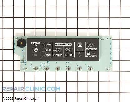 User Control and Display Board (OEM)  6871JB1264L - $108.75