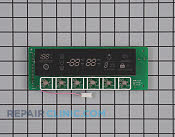 User Control and Display Board - Part # 1360282 Mfg Part # 6871JB1432A