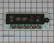 User Control and Display Board - Part # 1360283 Mfg Part # 6871JB1433A