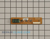 User Control and Display Board - Part # 1360295 Mfg Part # 6871JB2043A