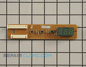 User Control and Display Board - Part # 1360296 Mfg Part # 6871JB2043B