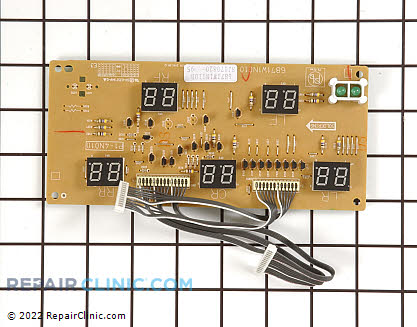 Lg Range Oven Control Board