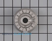 Surface Burner Cap - Part # 1369726 Mfg Part # EBZ37192705