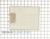 Grease Filter - Part # 1370915 Mfg Part # MDJ37601501
