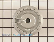 Surface Burner Cap - Part # 1369729 Mfg Part # EBZ37192708