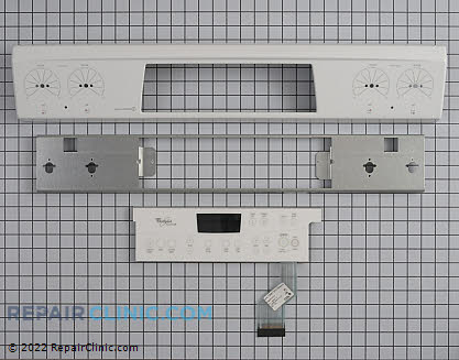 Touchpad and Control Panel (OEM)  W10122300
